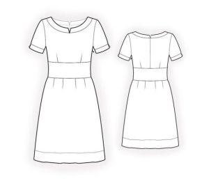 Платье на заказ, пошив платья, ателье