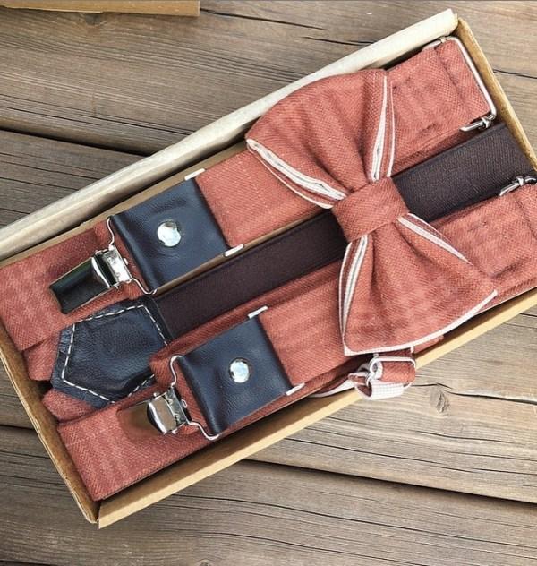 Дизайнерские подтяжки для брюк
