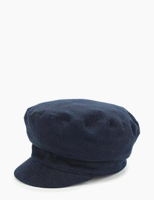 Фуражка синий хлопок женская