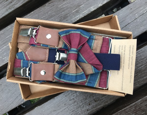 Men suspenders