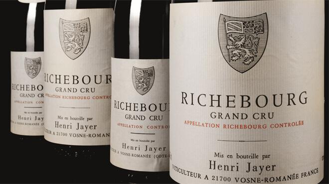 Richebourg Grand Cru - Henri Jayer