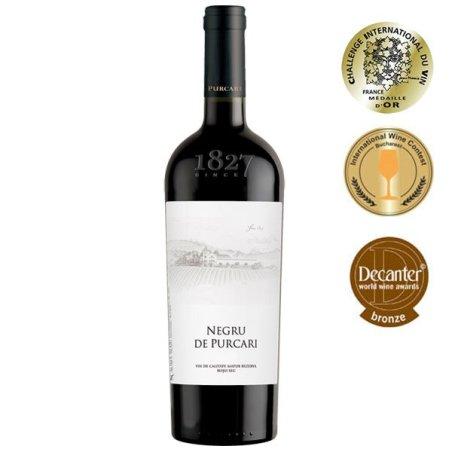 Negru de Purcari 2013 - Rotwein Cuvée von Château Purcari