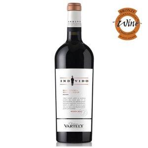 Individo Rara Neagra, Malbec & Syrah 2014 - Rotwein Cuvée von Château Vartely