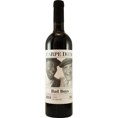 Bad Boys 2014 - Rotwein Cuvée von Carpe Diem