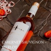 Individo CABERNET SAUVIGNON - MERLOT Vartely Rosewein