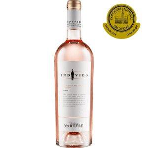 Individo Cabernet Sauvigon & Merlot 2015 - Roséwein Cuvée von Château Vartely