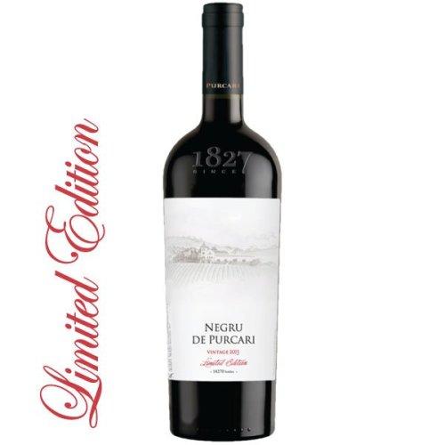 Negru de Purcari 2013 Limited Edition - Rotwein Cuvée von Château Purcari
