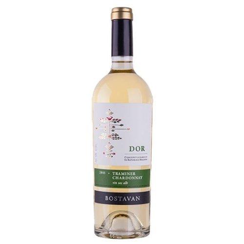 DOR Traminer & Chardonnay - Weißwein Cuvée von Bostavan
