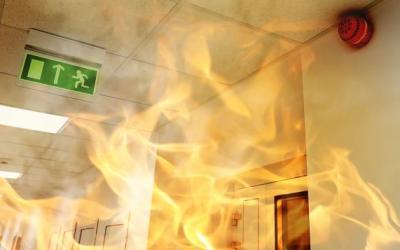 Brandveilig in de zorg: nog steeds een grote zorg