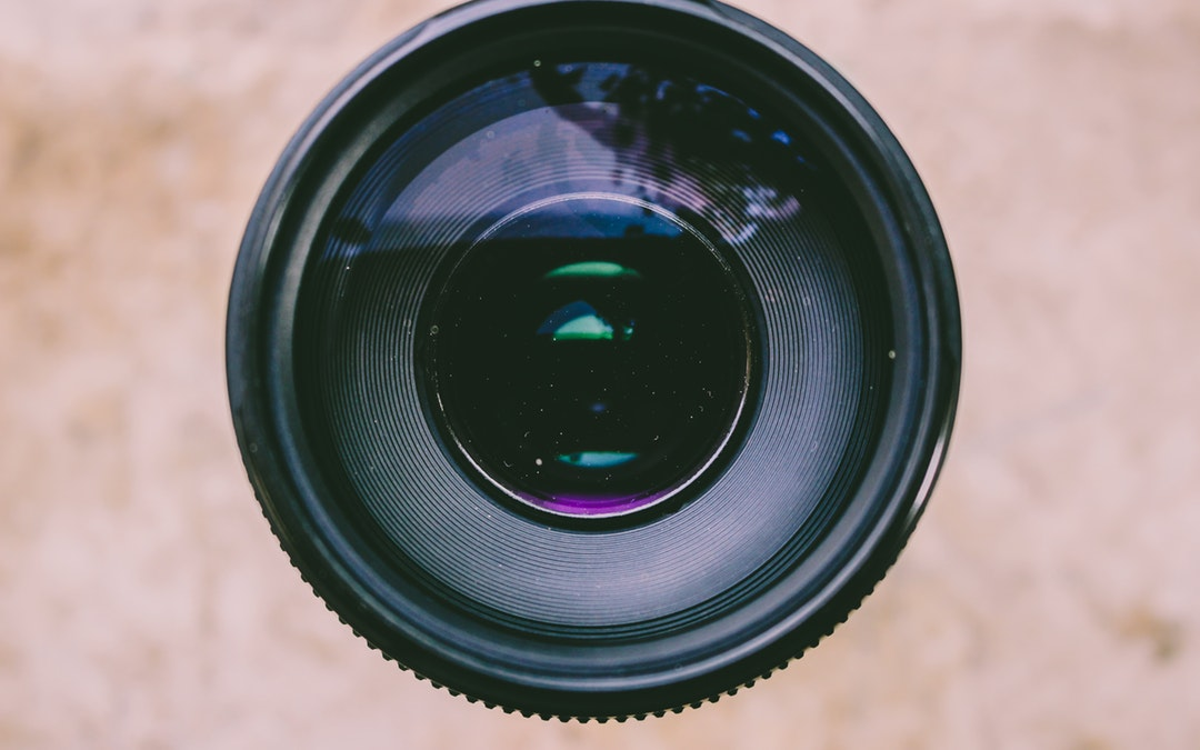 Camerabeveiliging in industrie