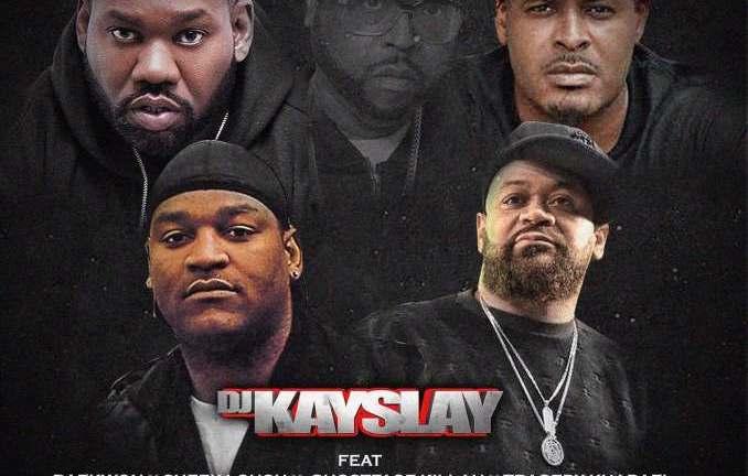DJ Kayslay – Extravagant Ft. Raekwon, Sheek Louch, Ghostface & Tragedy Khadafi