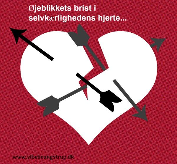 Øjeblikkets brist i selvkærlighedens hjerte - levlykkeligt.dk | Clairvoyant Vibeke Ungstrup Hillerød & Helsinge