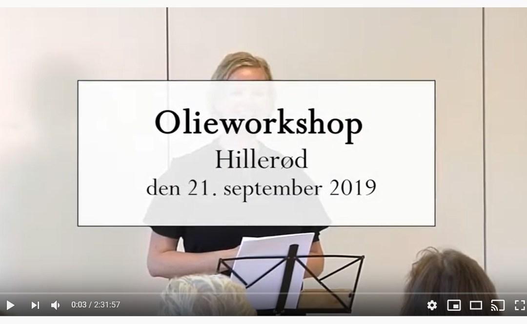 Gratis workshop video - Vibeke Ungstrup, Hillerød, Helsinge, Nordsjælland