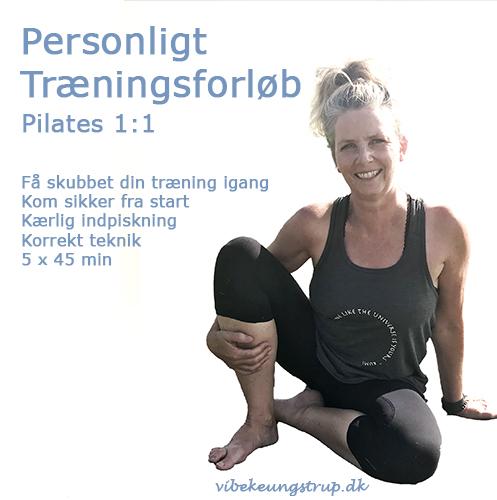 Personligt Træningsforløb, Vibeke Ungstrup, Hillerød, Helsinge, Nordsjælland