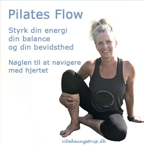Pilates Online - Vibeke Ungstrup