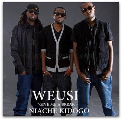 Weusi - Niache Kidogo | DOWNLOAD MP3