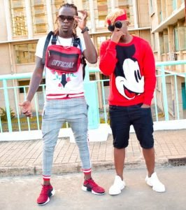 Willy Paul Ft Rayvanny