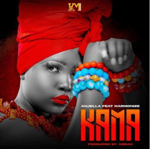 Download | Anjella (anjela) Angela Ft. Harmonize - Kama Mp3 Audio