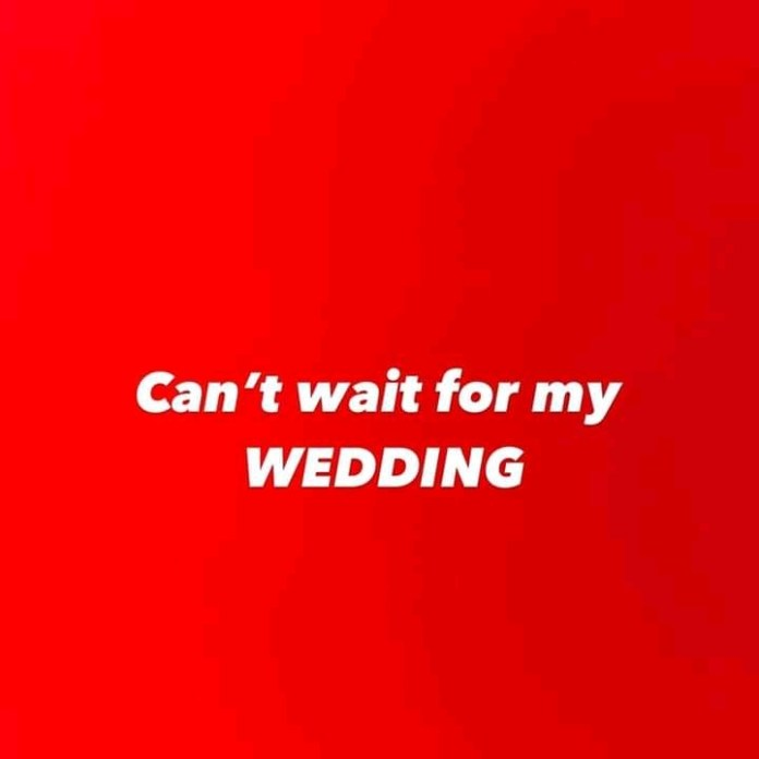 Rayvanny wedding