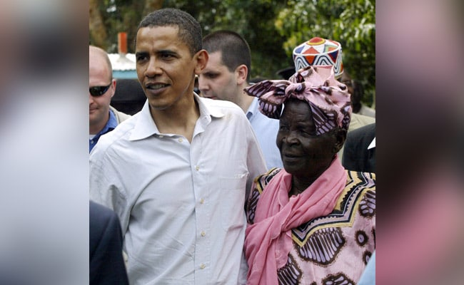 Barack Obama Grandmother
