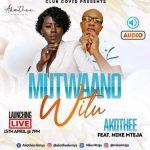 Mutwaano Witu Mp3 - Akothee Ft Mike Mteja