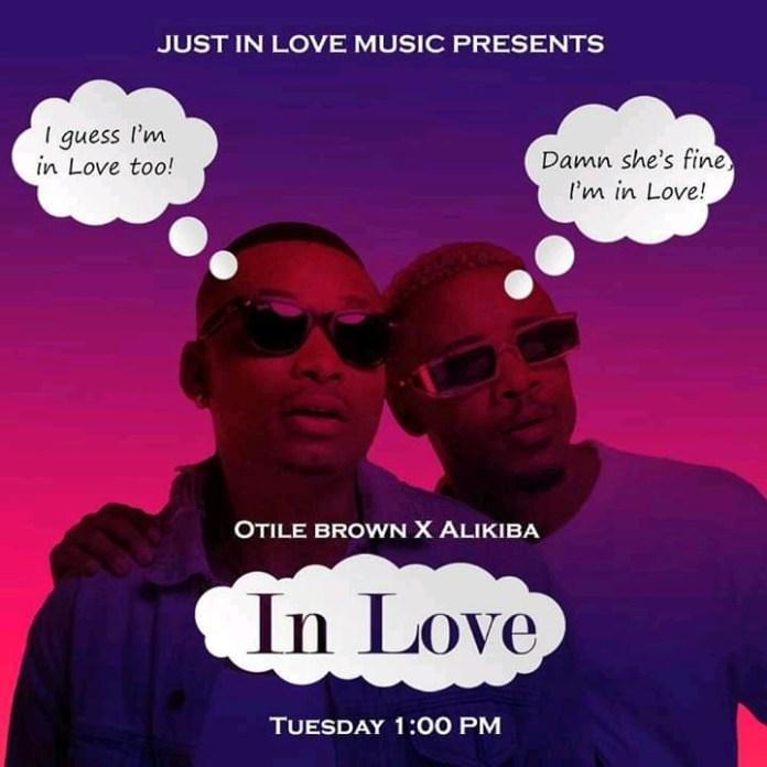 in love by otile brown ft alikiba