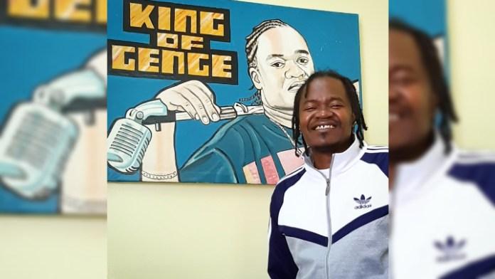 king of genge - jua cali