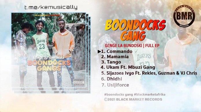 Boondocks gang album