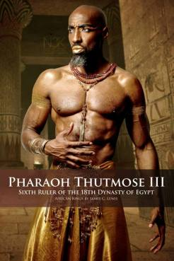AFRICAN KING SERIES   Thutmose III (1481 BC - 1425 BC) was the sixth Pharaoh of the Eighteenth Dynasty. Thutmose III ruled Egypt for almost fifty-four years, and his reign is usually dated from April 24, 1479 BC to March 11, 1425 BC; however, this includes the twenty-two years he was co-regent to Hatshepsut. During the final two years of his reign, he appointed his son and successor, Amenhotep II, as his junior co-regent.   Model: Eric Graham   stylist & photographer: James C. Lewis