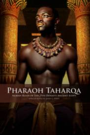 AFRICAN KING SERIES | Taharqa (710-664 BC) was a Pharaoh of the Ancient Egyptian 25th dynasty and Ruler of the Kingdom of Kush, which was located in Northern Sudan & Ethiopia. He is also mentioned in Biblical references - Scholars have identified him with Tirhakah, King of Ethiopia, who waged war against Sennacherib during the reign of King Hezekiah of Judah (2 Kings 19:9; Isaiah 37:9).