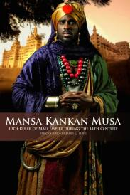 """AFRICAN KING SERIES   Mansa Kankan Musa (1280 – 1337) more commonly known as Mansa Musa was the tenth Mansa, which translates as """"King of Kings"""" or """"Emperor"""", of the wealthy West African Mali Empire. He is documented to have traveled to Mecca and Egypt with vast caravans of gold and an entourage of thousands from his empire in 1324. His reign lasted 25 years from 1312 - 1337. He is also documented as the RICHEST PERSON TO HAVE EVER LIVED...speculated to have been worth $400 Billion dollars in today's times.   Model: Travis Cure  Stylist & photographer: James C. Lewis"""