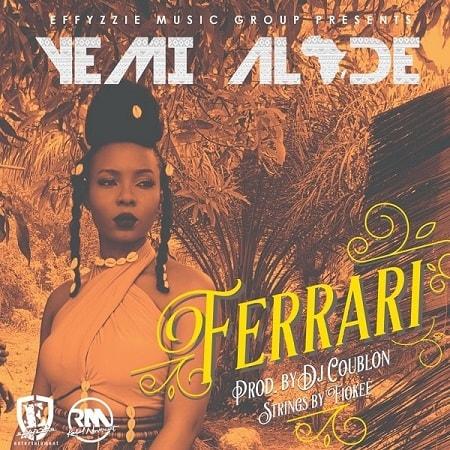 "Yemi Alade – ""Ferrari"" (Prod by DJ Coublon, Strings by Fiokee)-min"