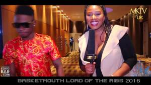 """VIDEO: Basketmouth """"Lord of The Ribs"""" Manchester '16 