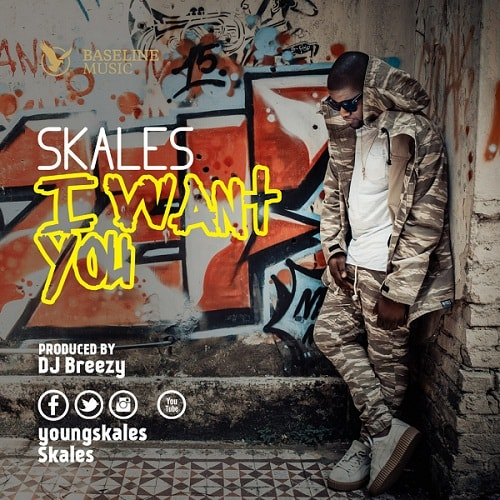 Skales – I Want You-min