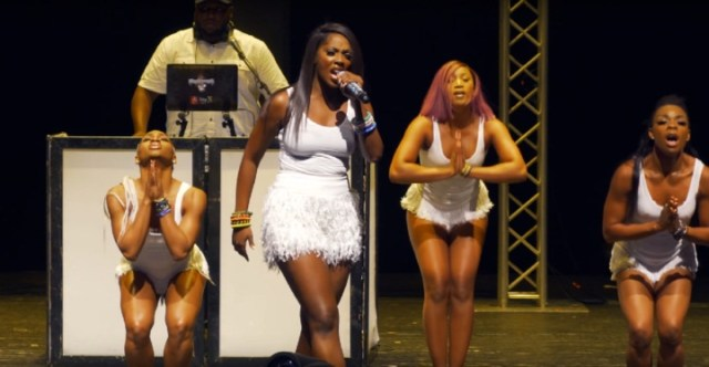 Tiwa Savage LIVE In Chicago