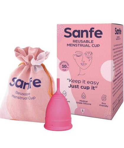 Buy Sanfe Menstrual Cup at VibesGood