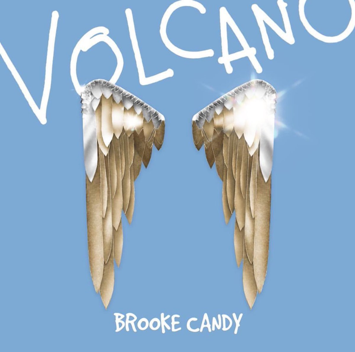 Brooke Candy Volcano
