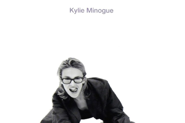 Kylie Minogue_Kylie Minogue_Cover