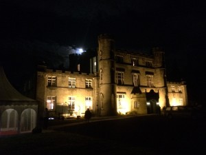 Wedding & Party Function Band For Hire in Edinburgh, Melville Castle.JPG