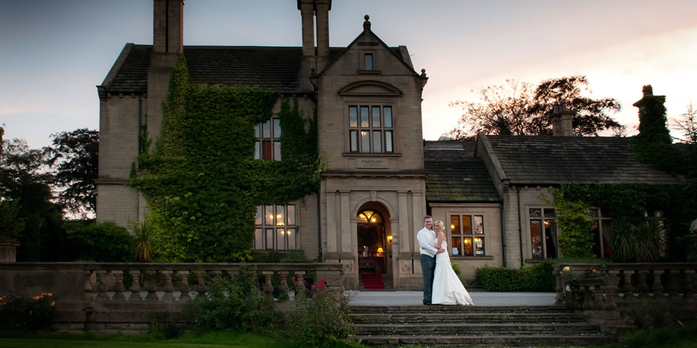 Awesome Wedding Gigs @ Bagden Hall & Allerton Castle