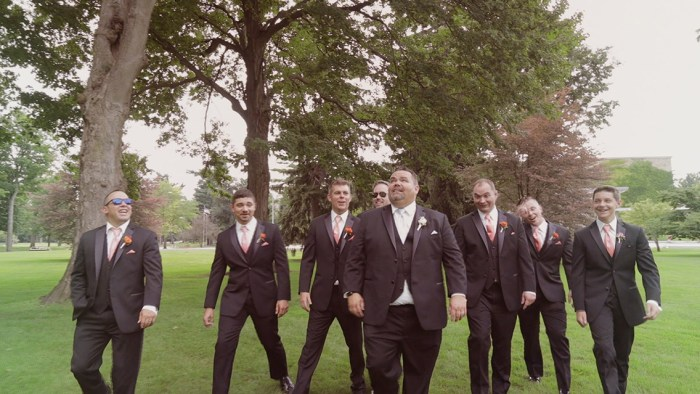 divine road trip married at St. Monica and Morris Park CC in South Ben