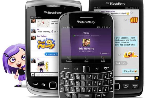 Как установить Вайбер на BlackBerry - пошаговая инструкция ...