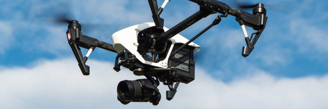 DJI Inspire 2 Drone Films Spectacular Aerial Videos