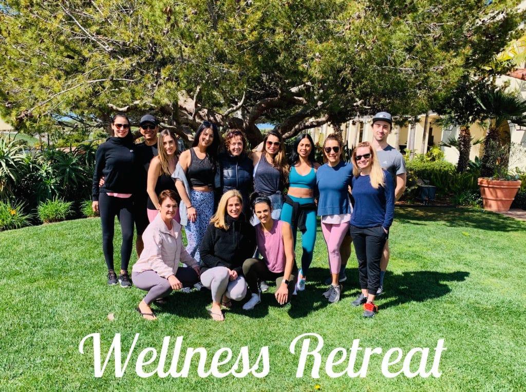MARCH 6-8, 2020 TERRANEA RESORT Wellness Retreat