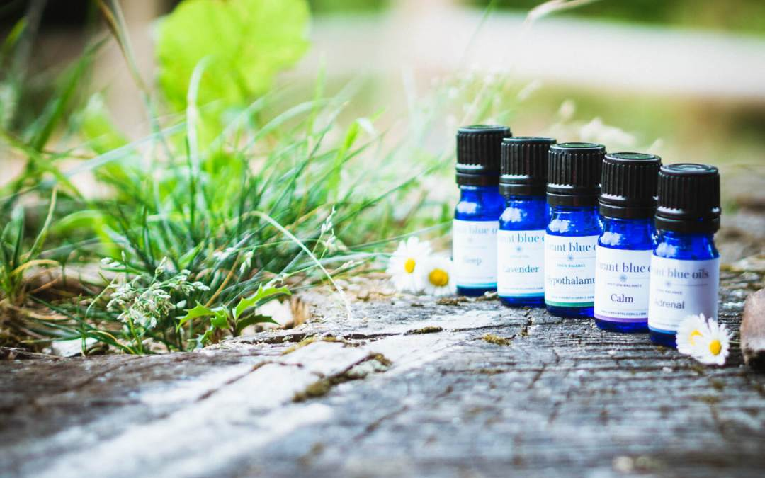 How Do Essential Oils Blends Work?