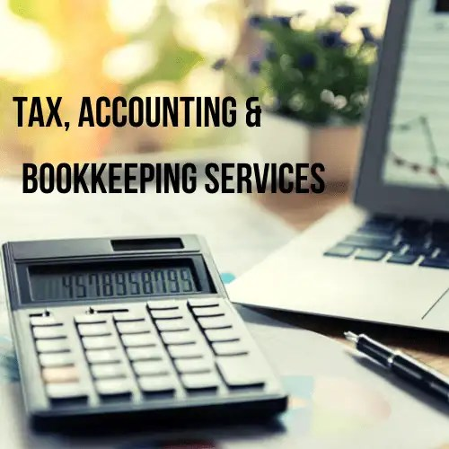 Tax Accounting and Bookkeeping Services