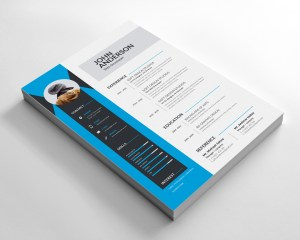 Clean Modern Resume Designs