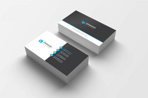 PSD Stylish Business Card Templates