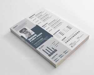 Resume CV Design Templates