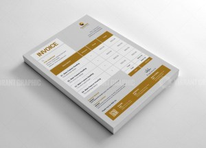 Premium Invoice Templates